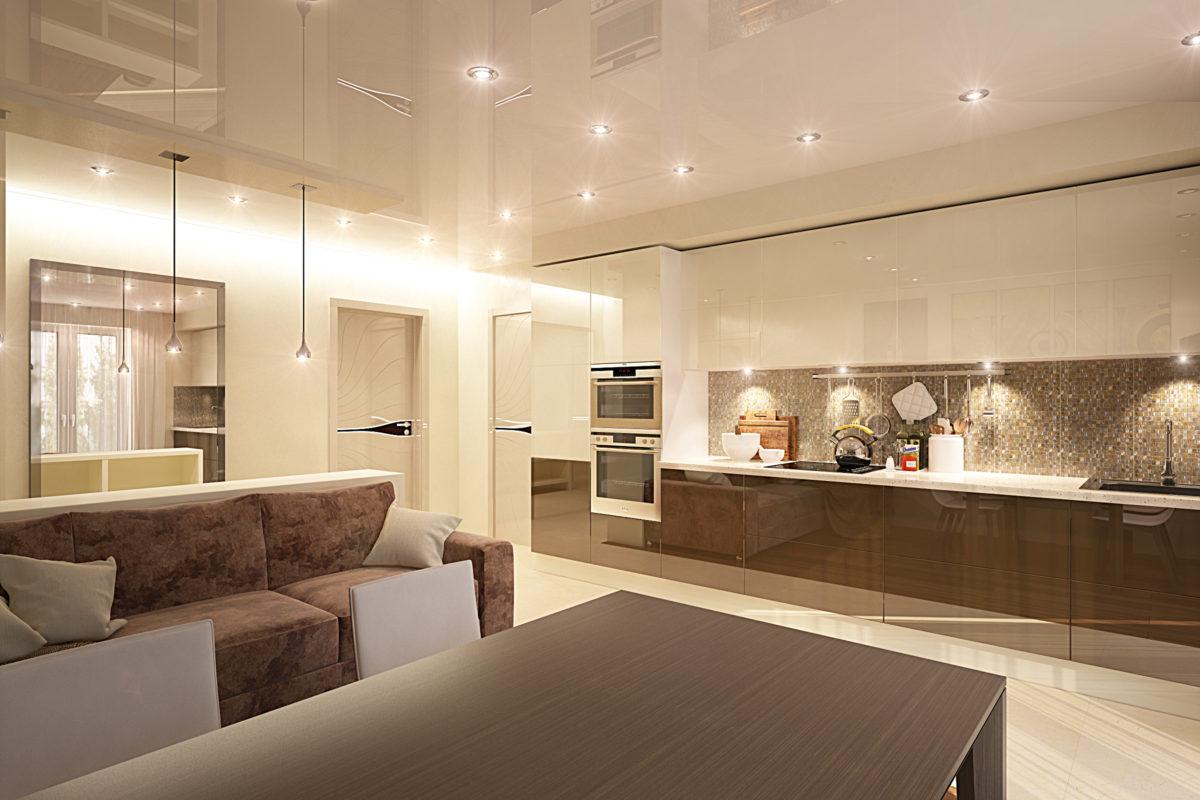 Дизайн проект квартиры красноярск